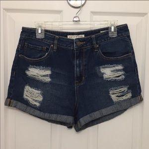 Bullhead Demin Shorts